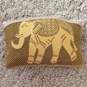Handbags - Elephant coin purse.